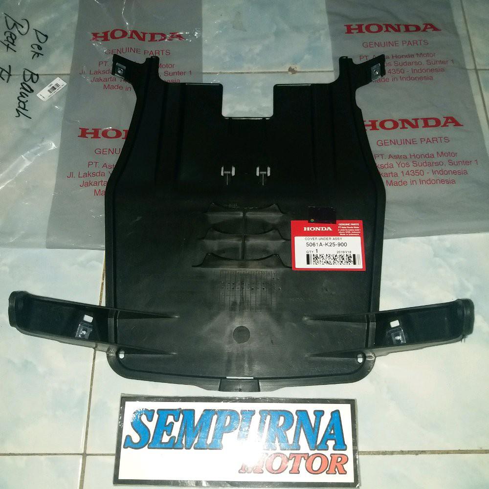 Cover Kolong Dek Bawah Beat Fi Vario 110 FI LED Beat Pop Beat FI Ori AHM 5062A-K25-600   Shopee Indonesia