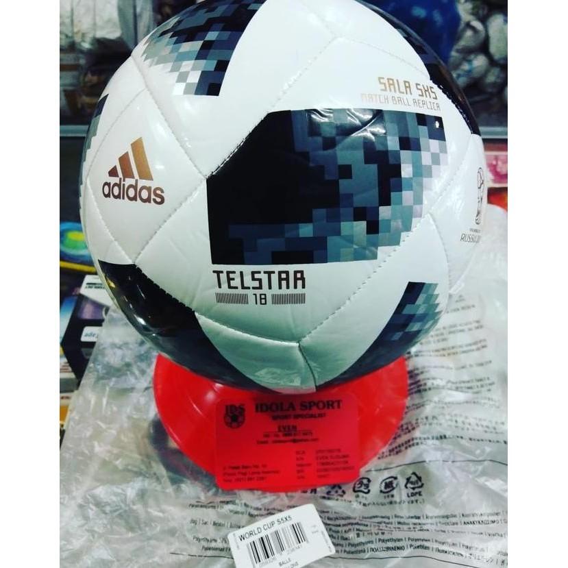 4fc8b77d30 Grosir Bola Futsal - Adidas Telstar Word Cup Sl 5X5 Original  Ce8144 New  2018