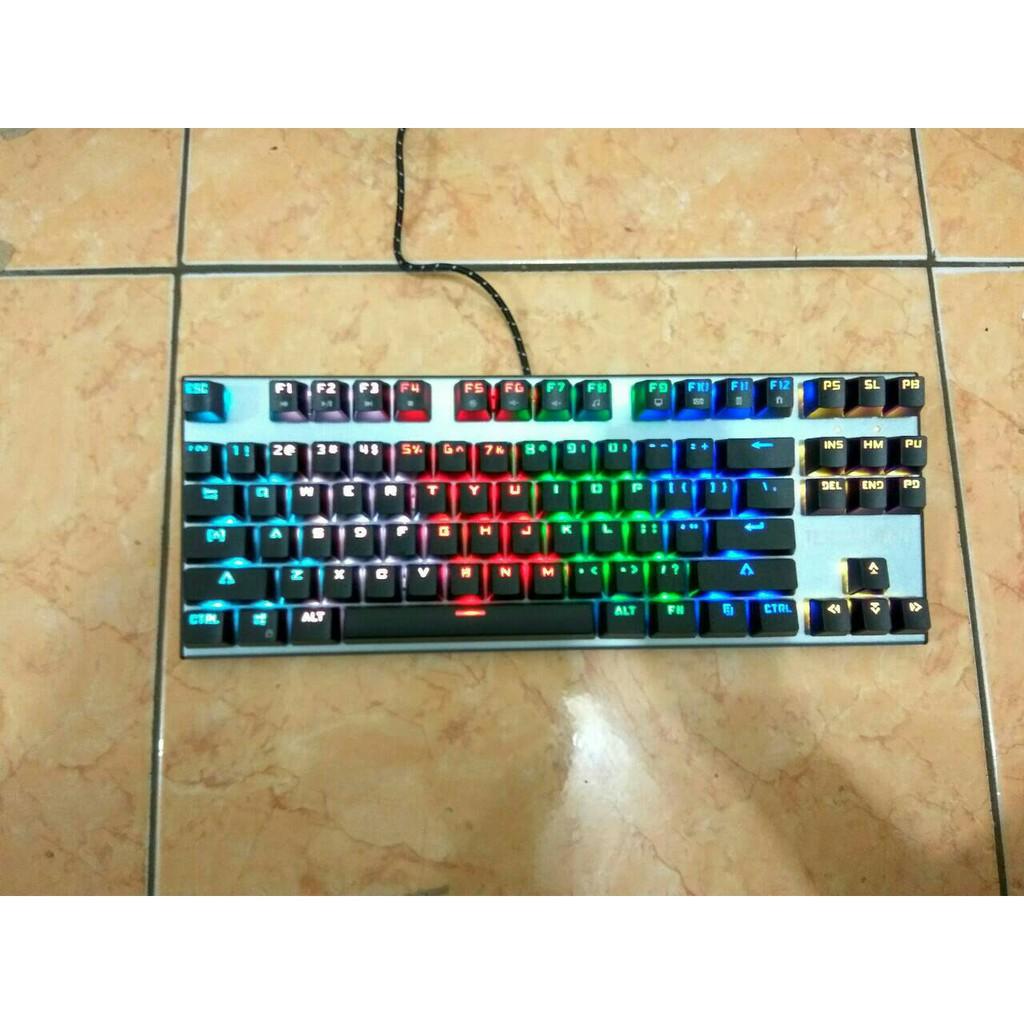 Keyboard Gaming Imperion Sledgehammer 7 Shopee Indonesia