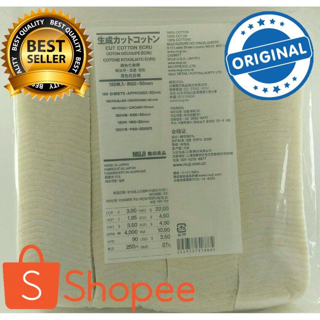Atomix Cotton Kapas Organik Premium Vape Shopee Indonesia Coklat Blend Vapor