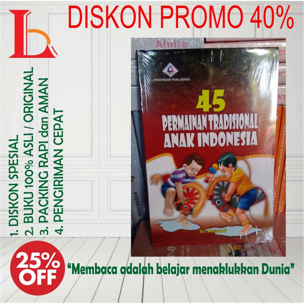 45 Permainan Tradisional Anak Indonesia Shopee Indonesia