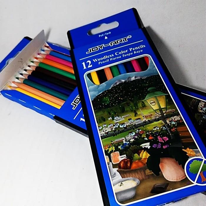 68pcs | pensil warna, alat tulis set, set crayon, set sepidol | Shopee