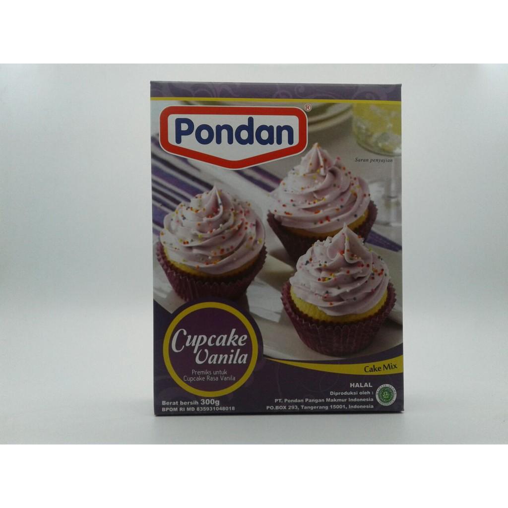 Pondan Muffin Cokelat Kemasan 400 Gram Shopee Indonesia Puding Flan Vanila Pouch