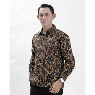 108 Gaya Baju Batik Panjang Terbaik