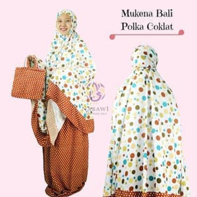 Laris Mukena Parasit Mukena Parasut Bambu Souvenir Oleh Oleh Haji Dan Umroh Nabawi   Shopee Indonesia