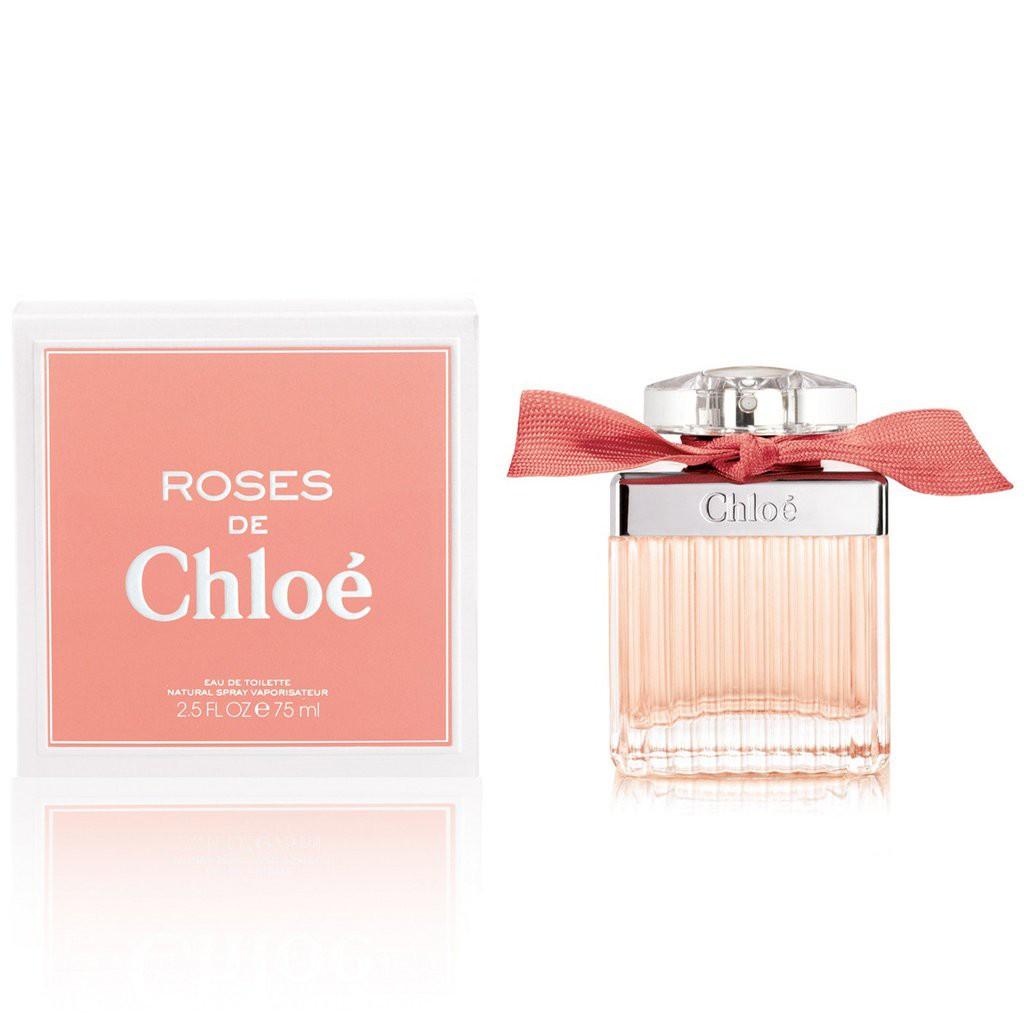 Chloe roses de cloe eau de toilette 75ml
