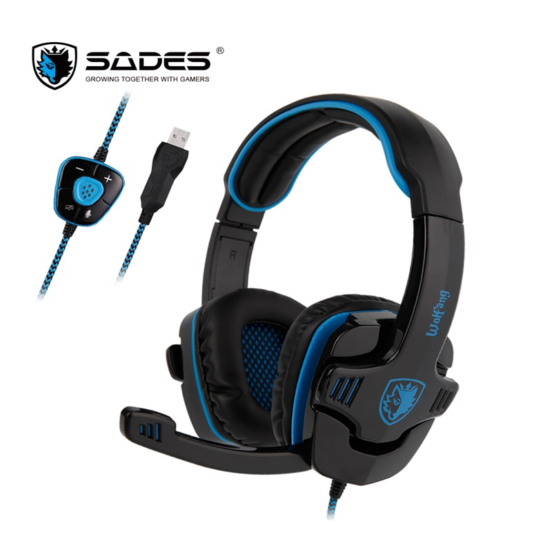 Sades Sa-901 Headset Gaming