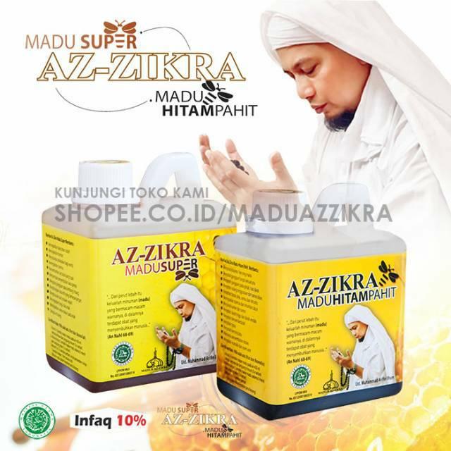 Madu Az-zikra Super Rasa Manis 500 Gram Madu Manis AzZikra Az Zikra | Shopee Indonesia