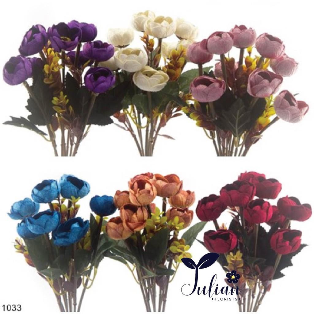 Bunga artificial bunga plastik dekorasi rumah shabby chic  cb052743b3