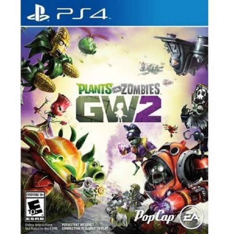 PS4 plants vs zombies garden warfare 2 Gw 2 Original Baru - Kaset PS 4