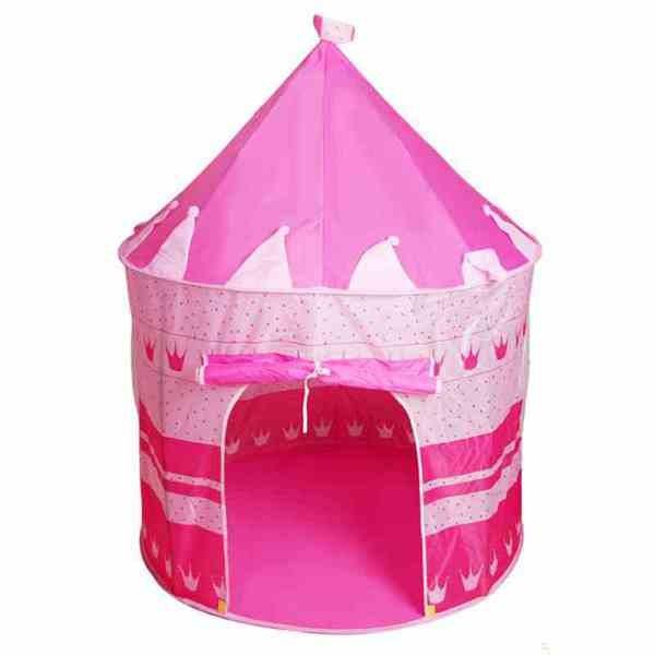 IGO Mainan Tenda Besar Lipat Bentuk Kastil Istana untuk Anak | Shopee Indonesia