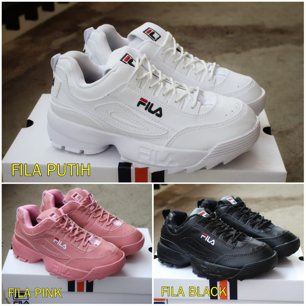 Harga Sepatu Fila Terbaik Juli 2020 Shopee Indonesia