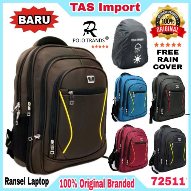 Visval Bag - Maison Black - Tas Ransel Backpack  07e377d928