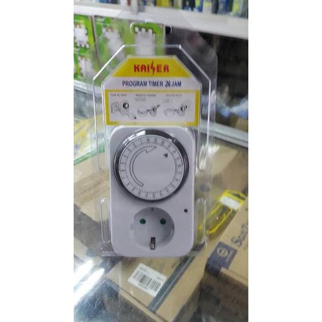HOT SALE! Timer listrik 24 jam