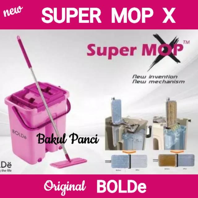 [FREE ONGKIR] ALAT PEL SUPERMOP BOLDE 169X+ SUPER MOP | Shopee Indonesia