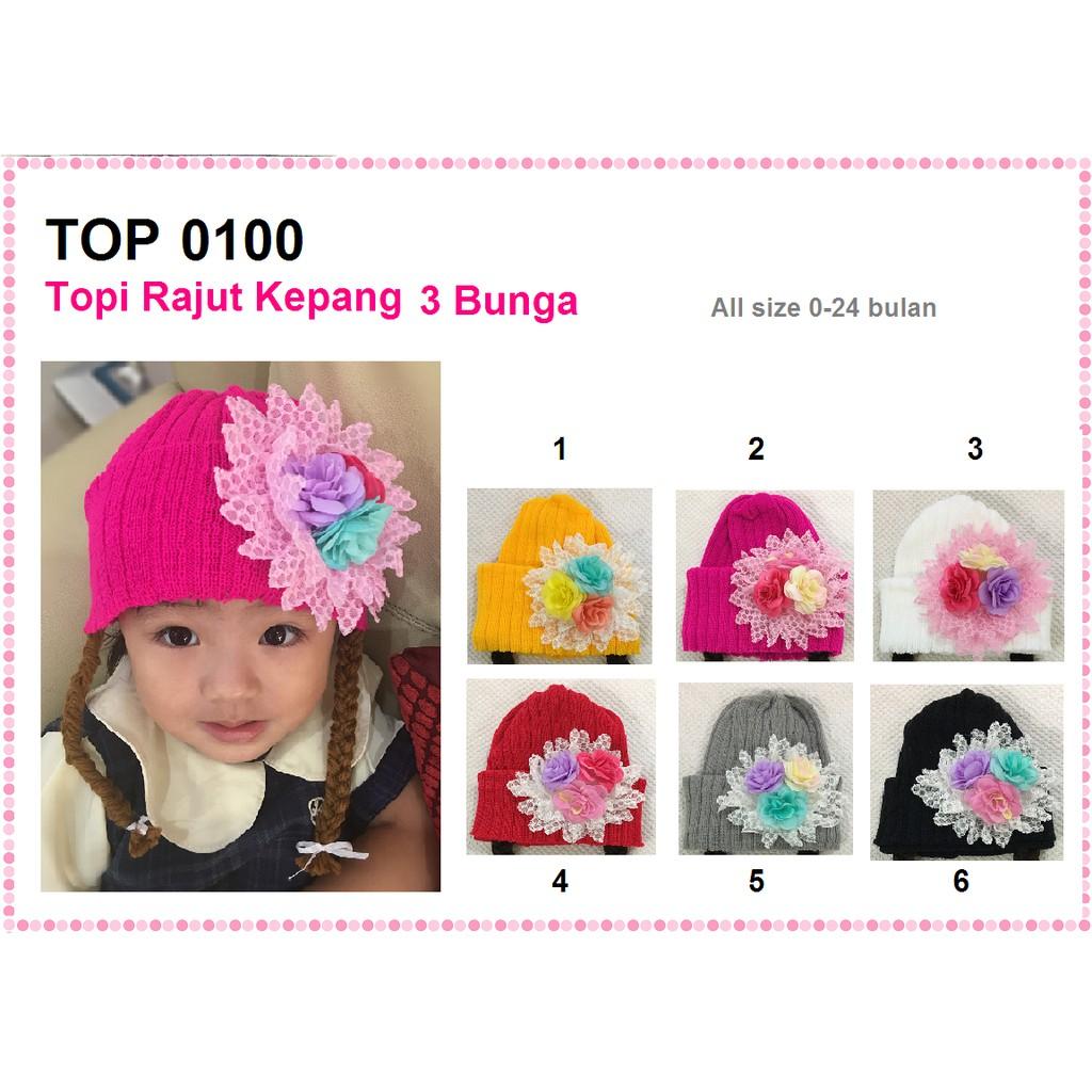 Topi bayi import topi noni bayi topi bonnet bayi topi rambut palsu kupluk  bayi topi kepang topi  2b0ef1bc9c