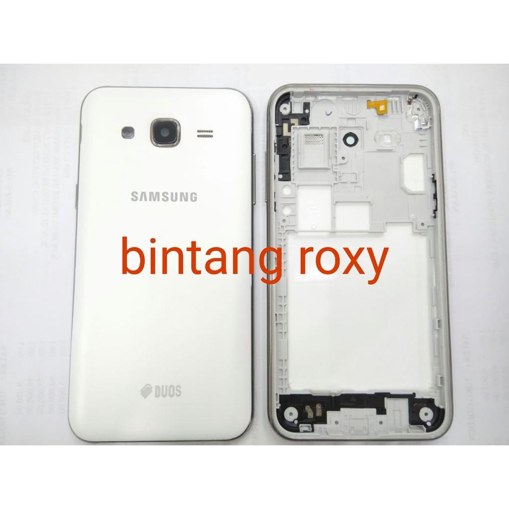 Backdoor Backcover Tutup Casing Belakang Samsung J5 J500 Original   Shopee Indonesia