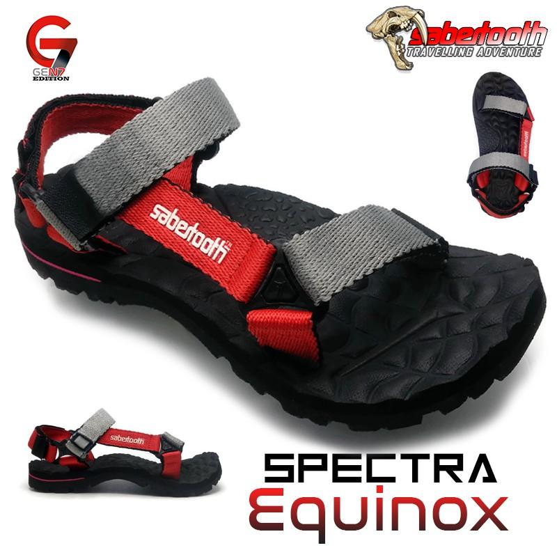 SABERTOOTH Sandal Gunung Traventure Spectra Thunderbolt size 38 s/d 47 | Shopee Indonesia