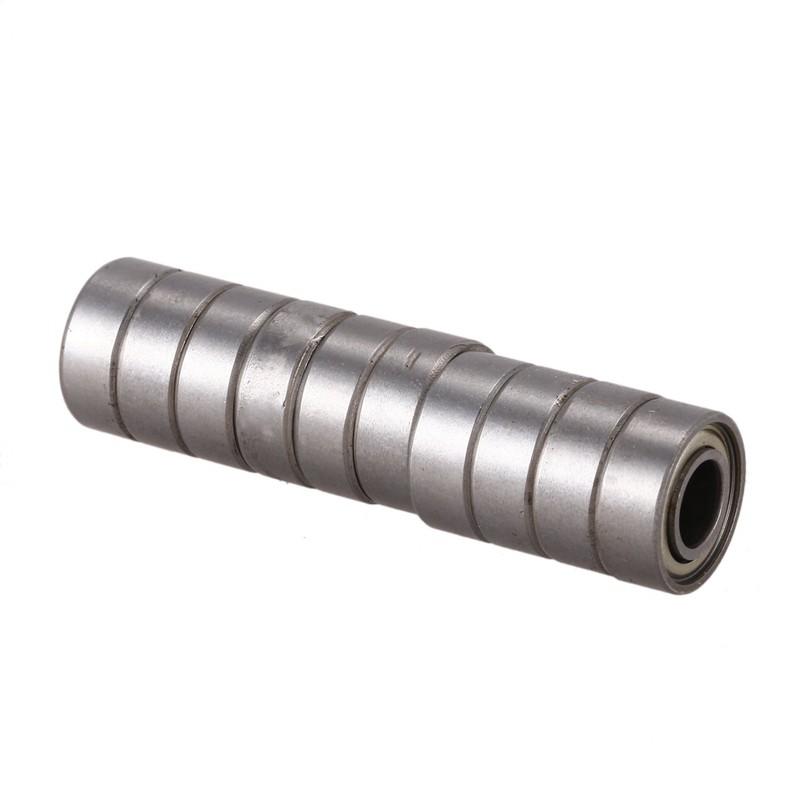 New 10pcs Flange Ball Bearing F688ZZ 8*16*5 mm Metric flanged Bearing