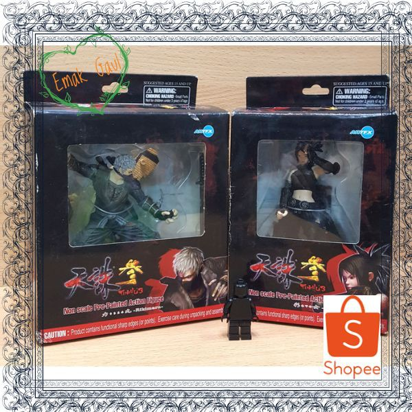 Murah 2003 Kotobukiya Artfx Tenchu 3 Wrath Of Heaven Ayame Rikimaru Trendy Shopee Indonesia
