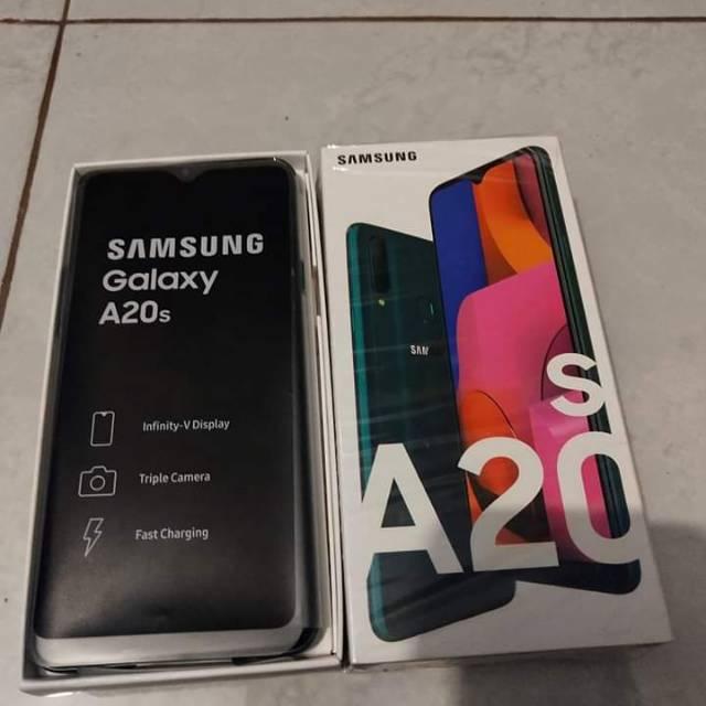 HP Samsung A20s