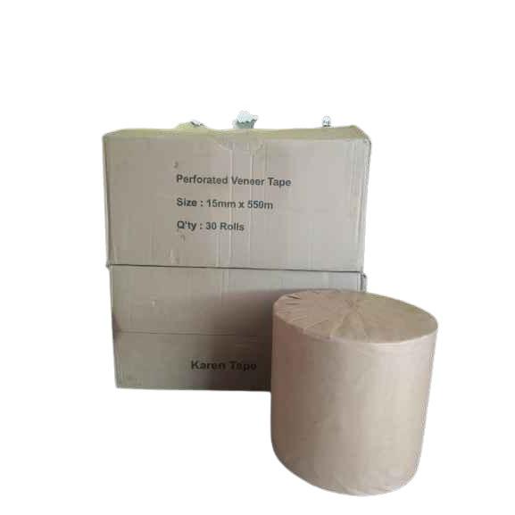 gummed tape - isolasi multiplek/triplek/plywood