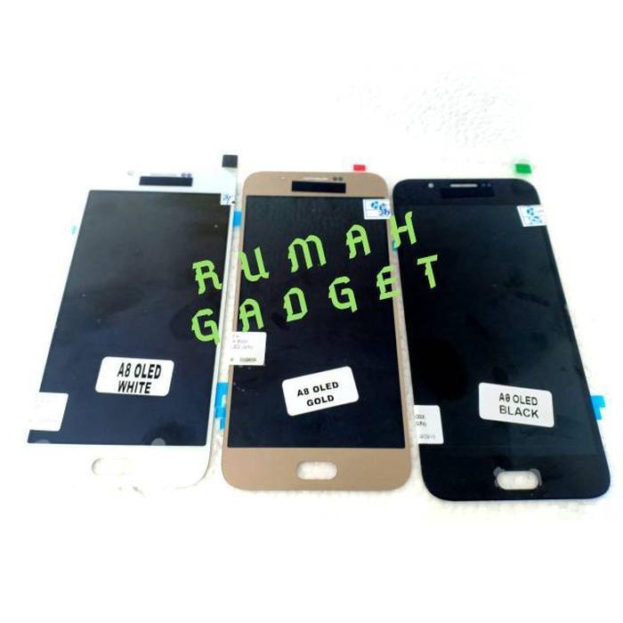 [Komponen] LCD SAMSUNG A800 A8 2015 FULSET OLED