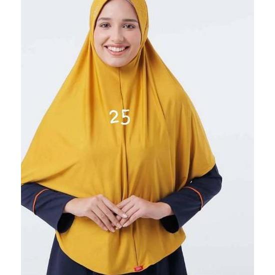 Segera Dapatkan Promo Bergo Zoya Marsha Glittering Zoya Heiq Shopee Indonesia