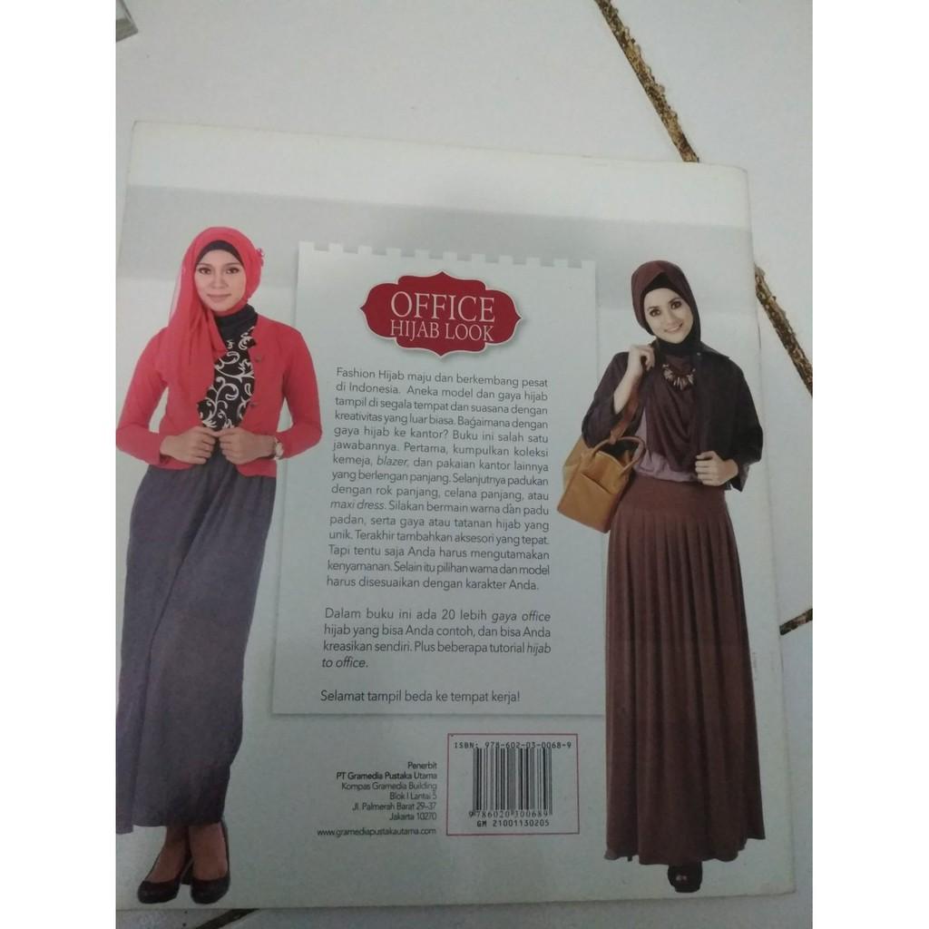 Tutorial Hijab Gramedia