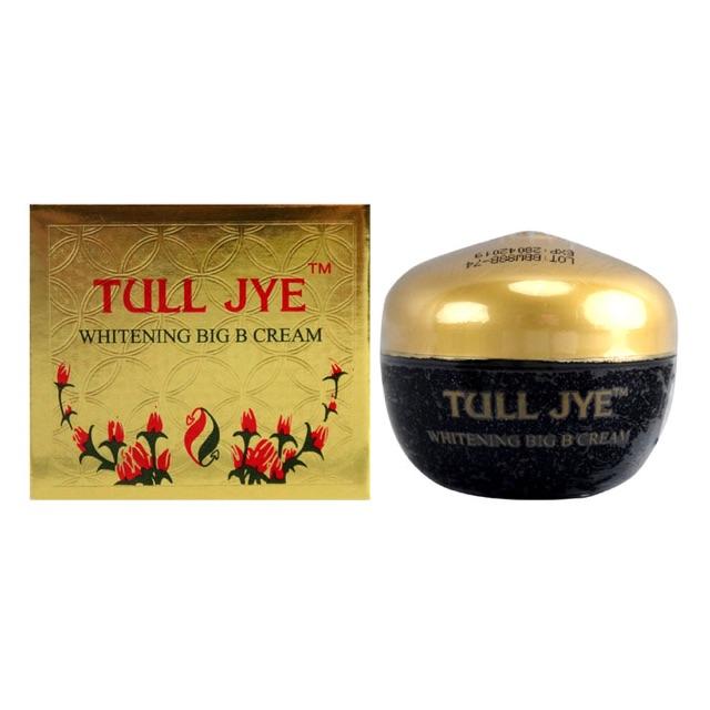 Tull Jye Whitening Big B Cream 20g Krim Wajah Malam B Merah Original   Shopee Indonesia