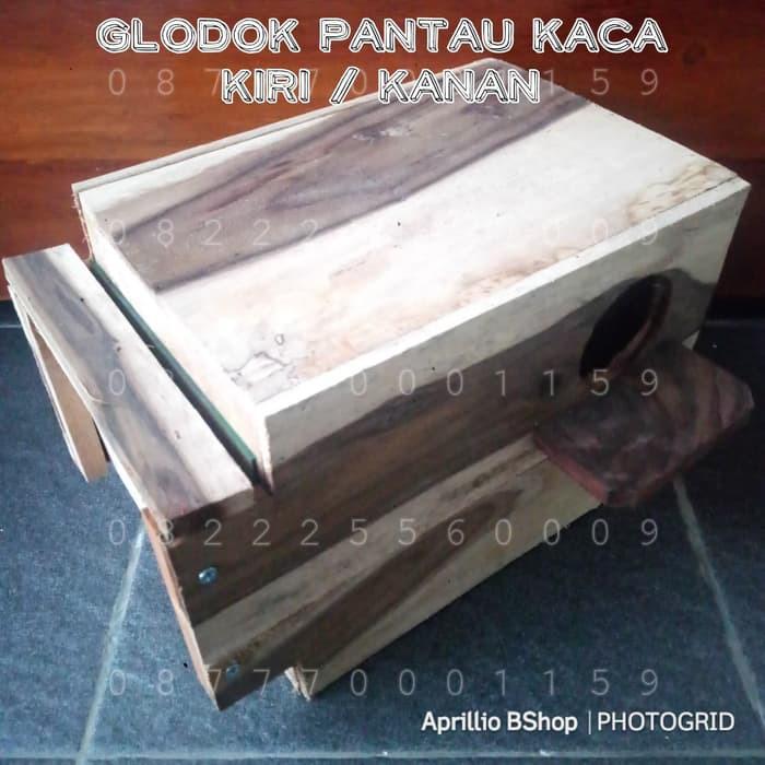 Glodok Kaca Ternak Lovebird Br437 Shopee Indonesia