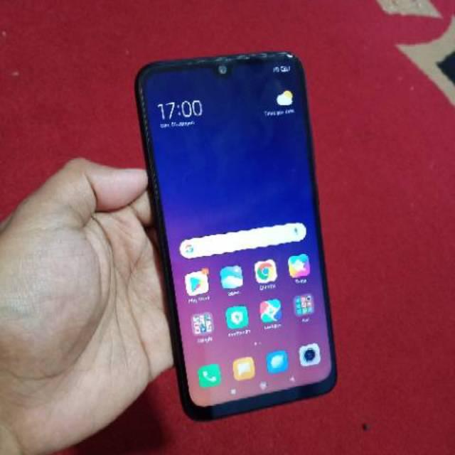 Handphone Hp Xiaomi Redmi Note 7 3 32 Second Seken Bekas Murah Shopee Indonesia