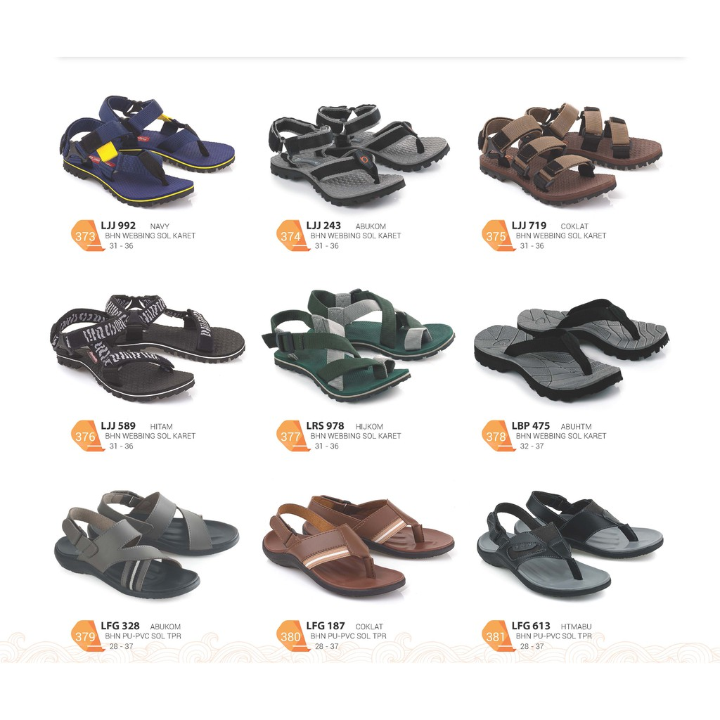 Sandal Anak Laki-Laki – LFG 187 Blackkelly Ori. Source · Shopee .