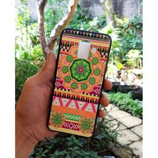 Original Produk Samsung J4 2018 Batik Tribal Fuze Imd Silicon Back Case Termurah