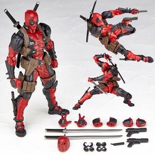 Action Figure Deadpool Bahan PVC