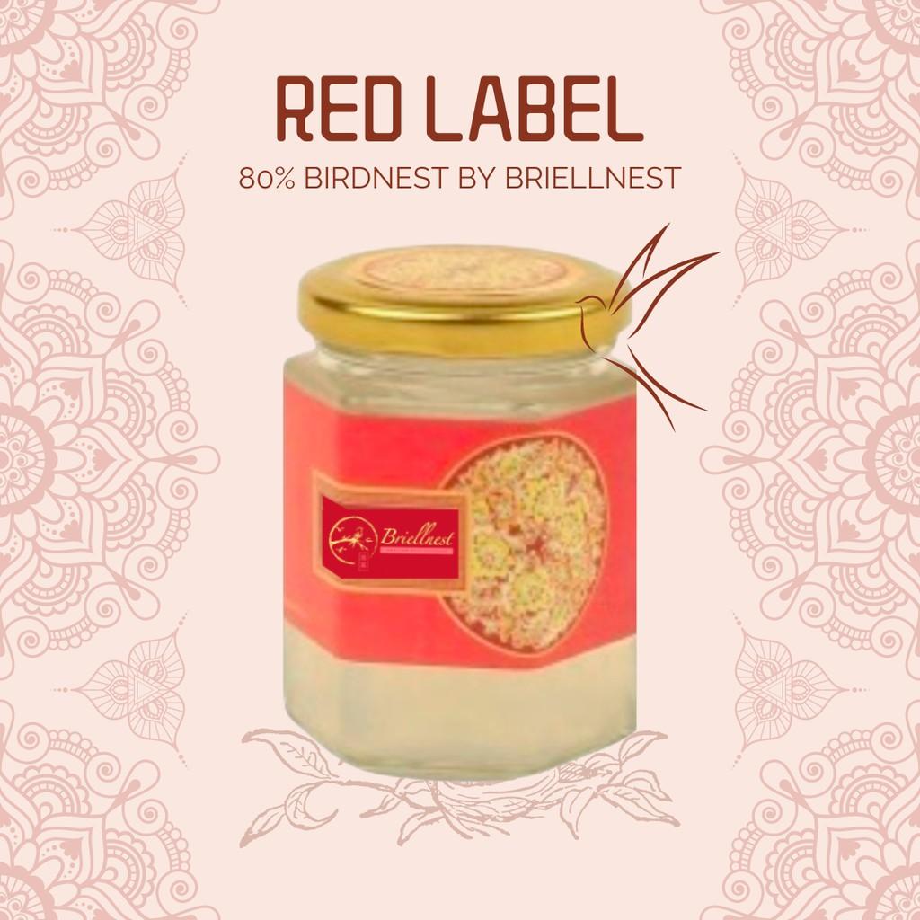 RED LABEL BRIELLNEST Jar 200ml