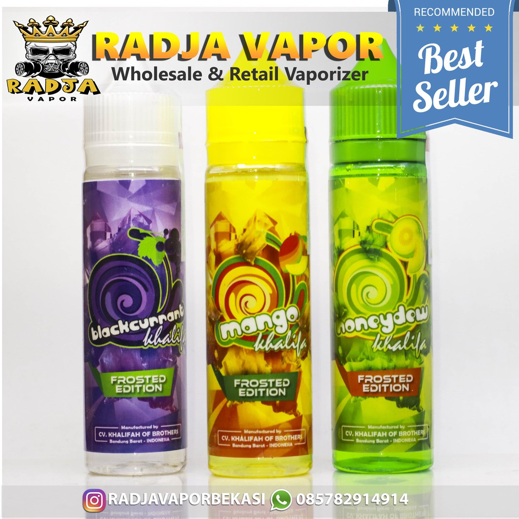 Big Sale Paket 4pcs Liquid 60ml 3mg Shopee Indonesia E Juice Frosty Lychee Blackcurrant Original 100