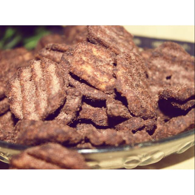 Gambar Keripik Pisang Coklat Khas Lampung Kripik Keripik Pisang Kiloan Los Coklat Dan Susu Khas Lampung