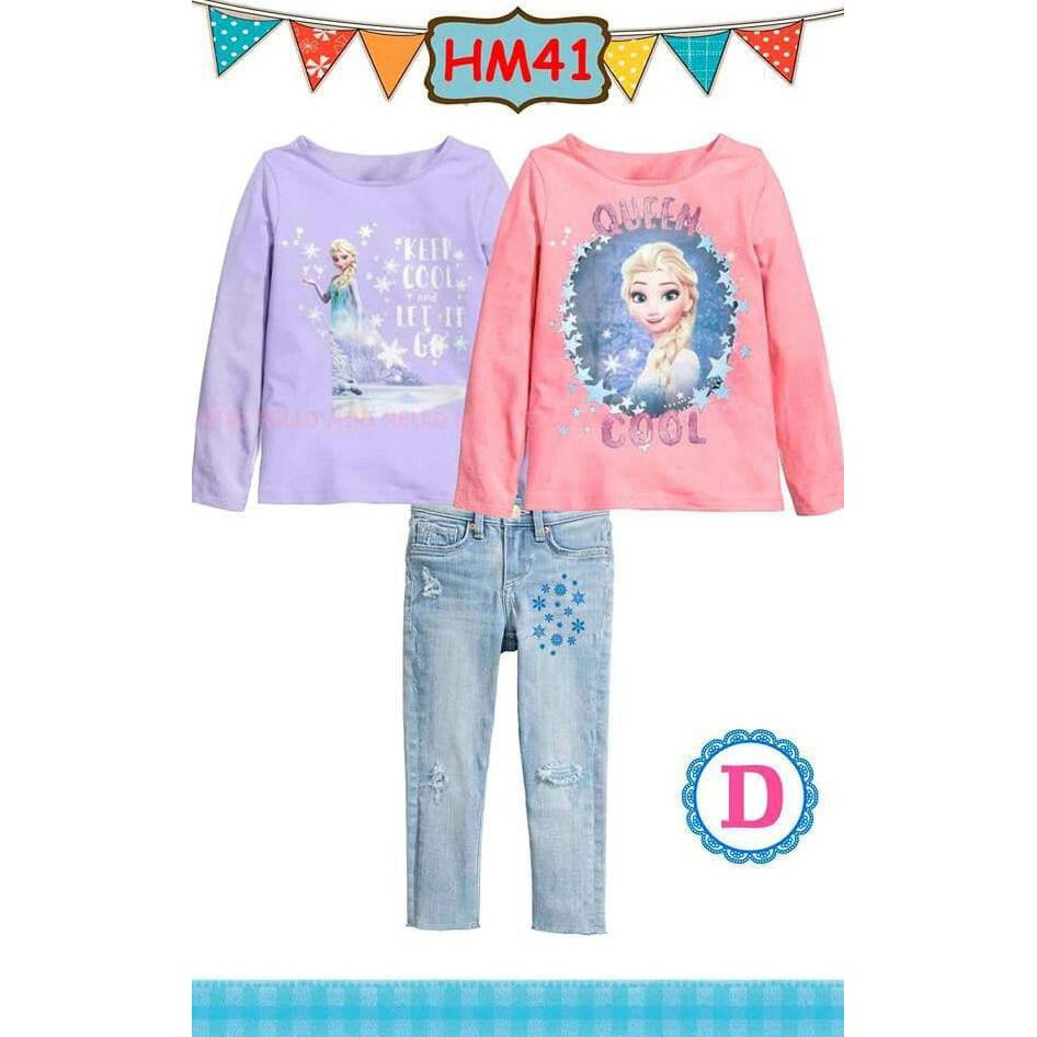 Jeans Anak Celana Panjang Pakaian Perempuan Setelan Baju Lengan Ampamp Lr 118c Temukan Harga Dan Penawaran Online Terbaik Desember 2018 Shopee Indonesia