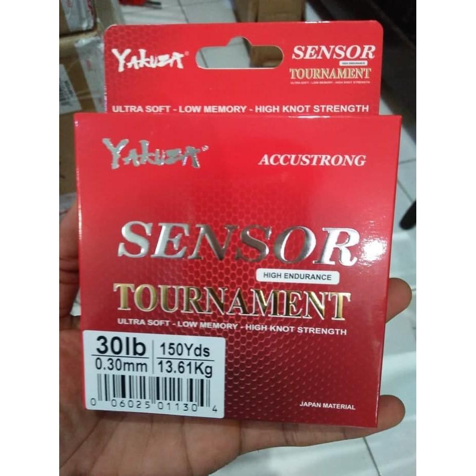 SENAR PANCING YAKUZA SINORI TOURNAMENT 10 LBS DIAMETER 0.16 | Shopee Indonesia