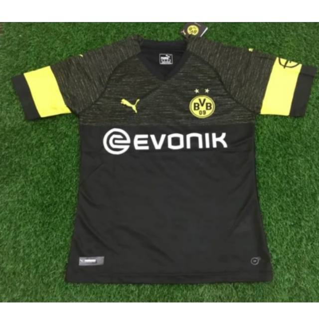 Jersey Dortmund 2018 2019 Shopee Indonesia