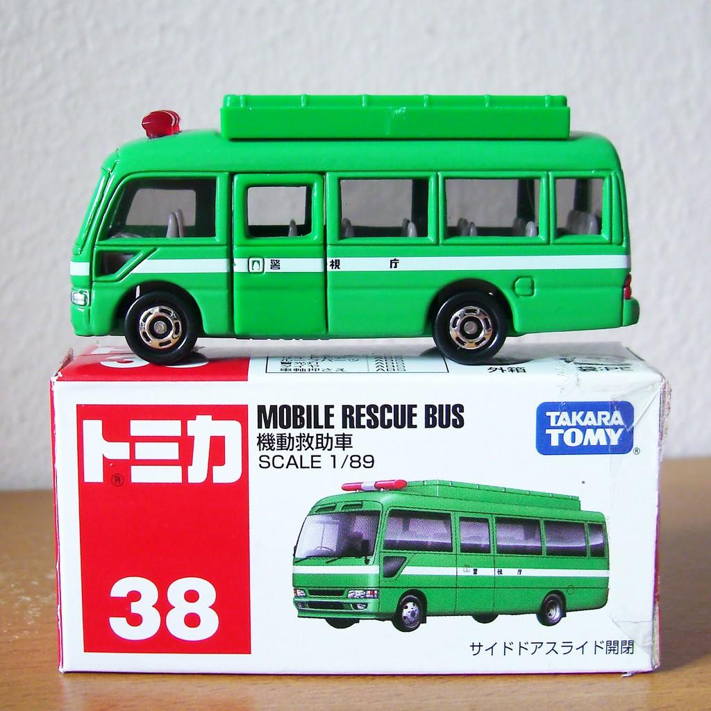 Tomica Mobile Rescue Bus Daftar Harga Terbaru Dan Terlengkap Indonesia
