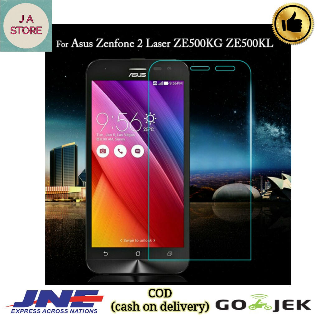 Tempered Glass Asus Zenfone 3 Max 5,2 5.2 ZC520 Antigores Anti Kaca | Shopee