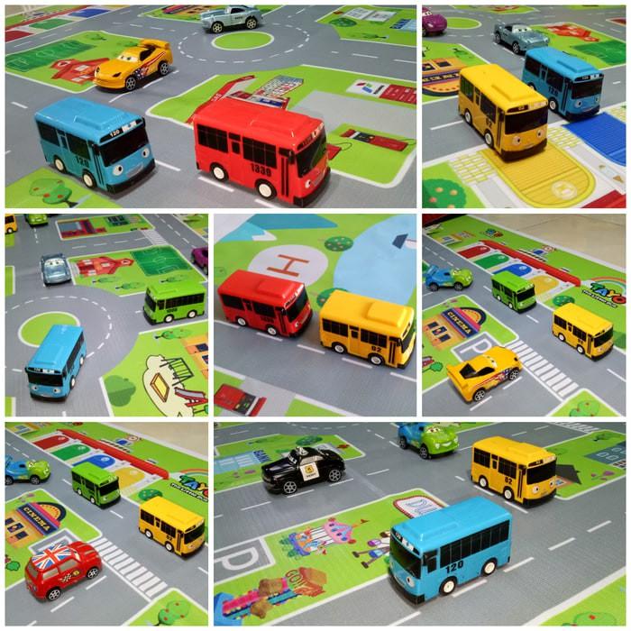Mainan Jalanan Tayo Mainan Murah Mainan Anak Mainan Edukasi Shopee Indonesia