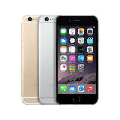 Apple iPhone 6 - 32GB - Gold - Baru New - GRS Resmi TAM iBox ... be9bf13220