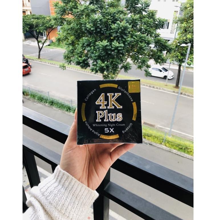 [6.6 LoveShoppingDay] ~ 4k Plus Whitening Night Cream
