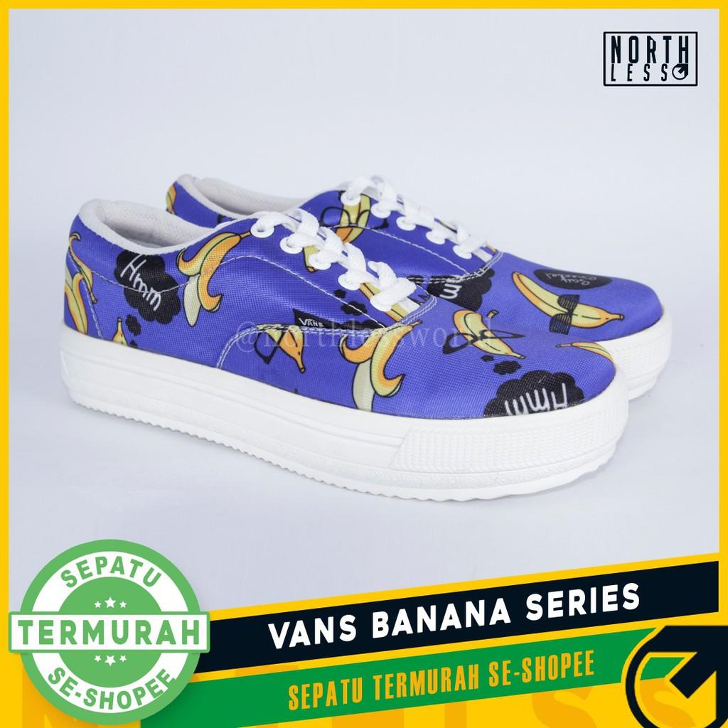PROMO!! VANS BANANA P04  56e3f4addd