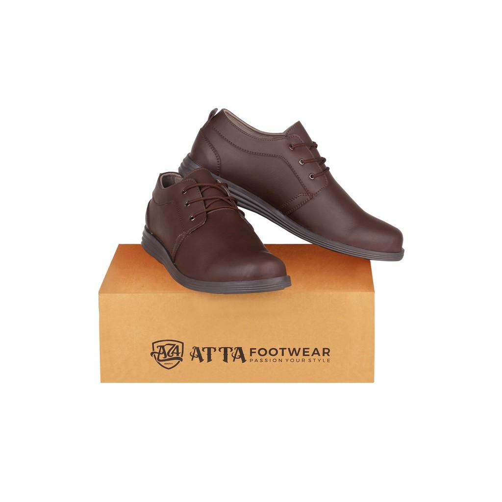 Atta Footwear Sepatu Sneakers Pria Venus Best Seller FREE SENDAL | Shopee Indonesia