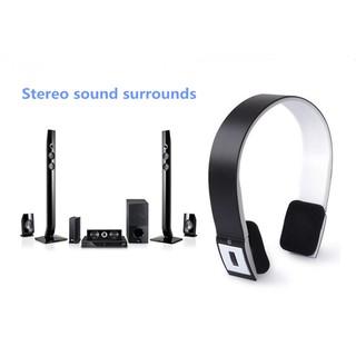 Bluetooth Wireless Headphone Stereo Audio Headset Earphone Intelligent Voice Headset Earphone BH23 | Shopee Indonesia