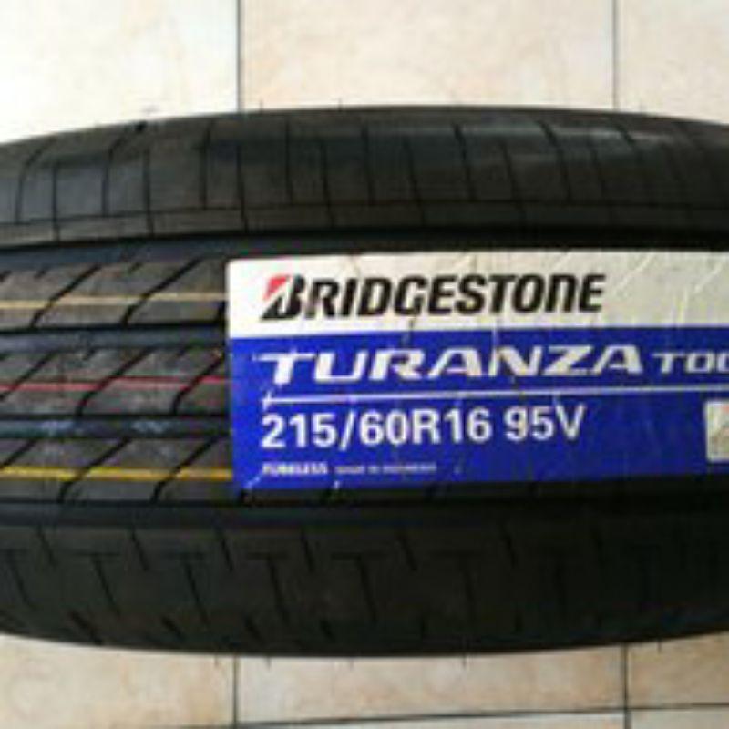Ban Mobil Bridgestone Uk. 215/60 R16 Turanza T005A